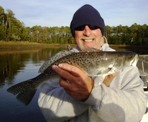 Yeah Right Charters: Half Day Backwater Trip