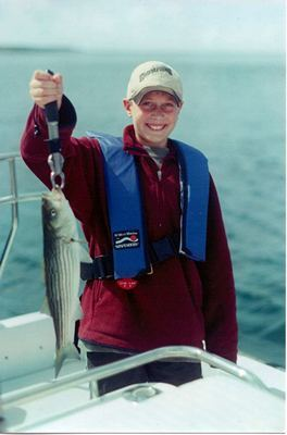 Cast A Fly Charters: Half Day Kid's Special
