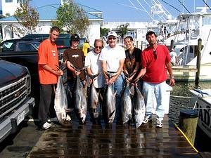 Jade Ii Sportfishing: Offshore Tuna Charter