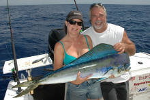 First Love Charters: Offshore 1/2 Day
