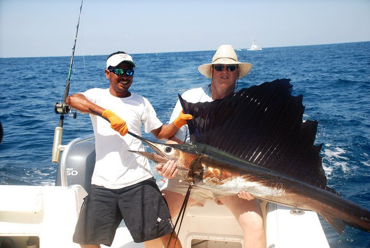 Tranquila: Offshore Day Trip