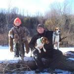 Whitetail Strategies Guide Service: Guided Rabbit Hunting With Beagles