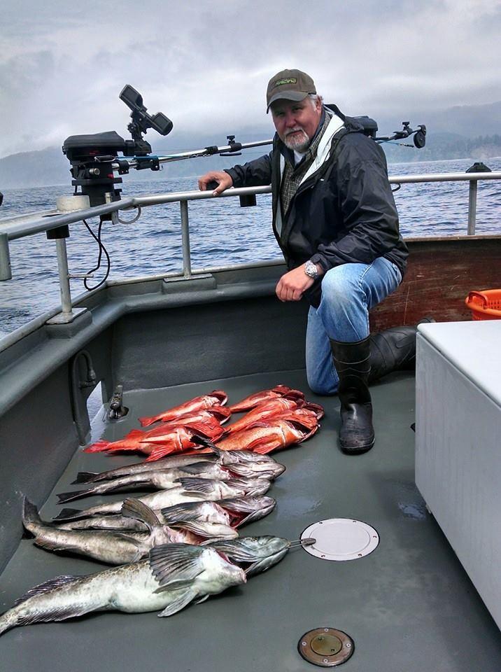 Jambo's Sportfishing: Neah Bay Bottomfish