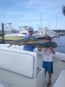 North Myrtle Beach Fishing Charters: Tobacco Money Gulfstream Charters