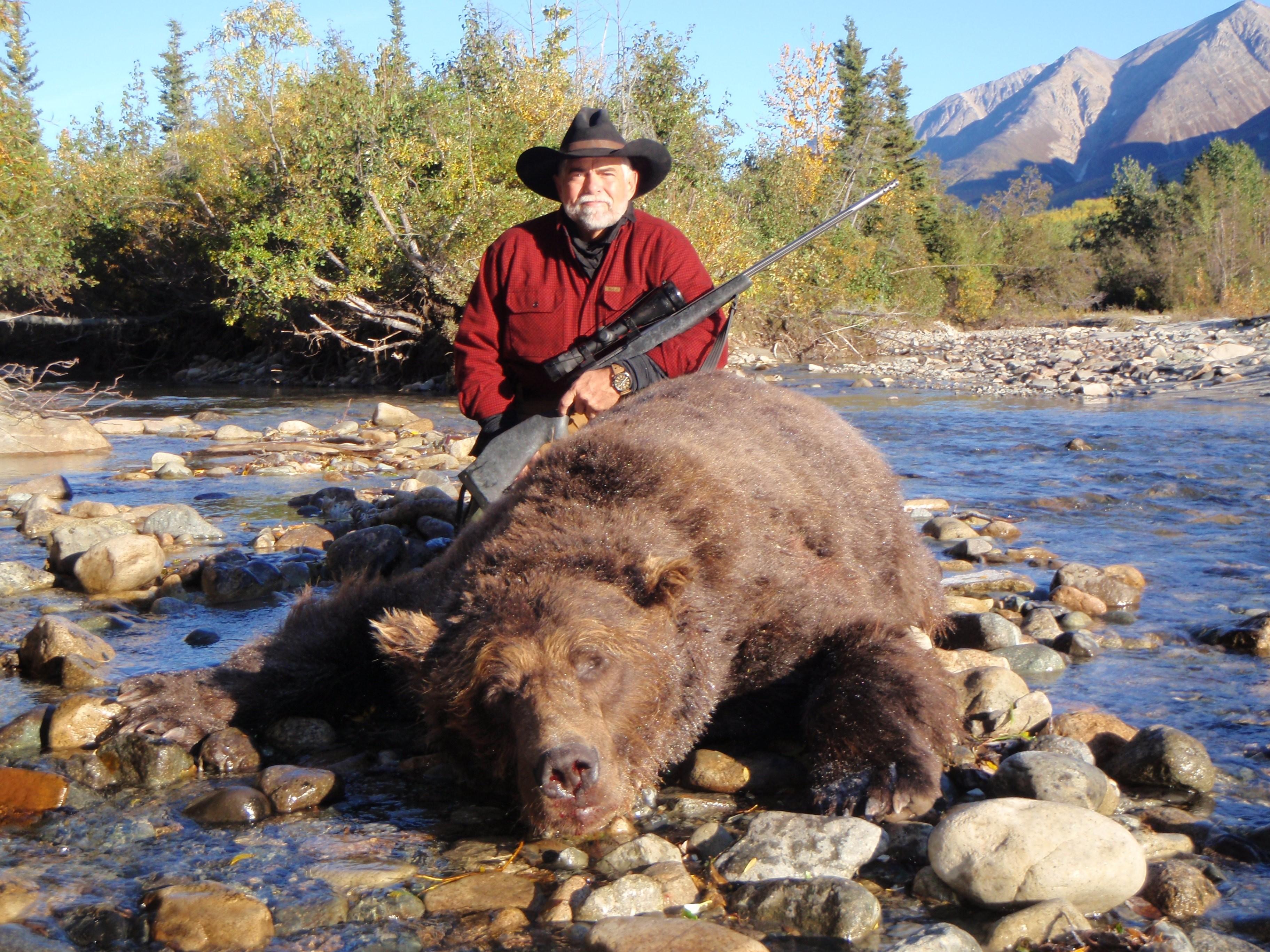 Frontier Adventures: Fall Bear Hunt