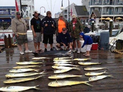 Restless Lady Charters: Balt/Wash/PM's Canyons