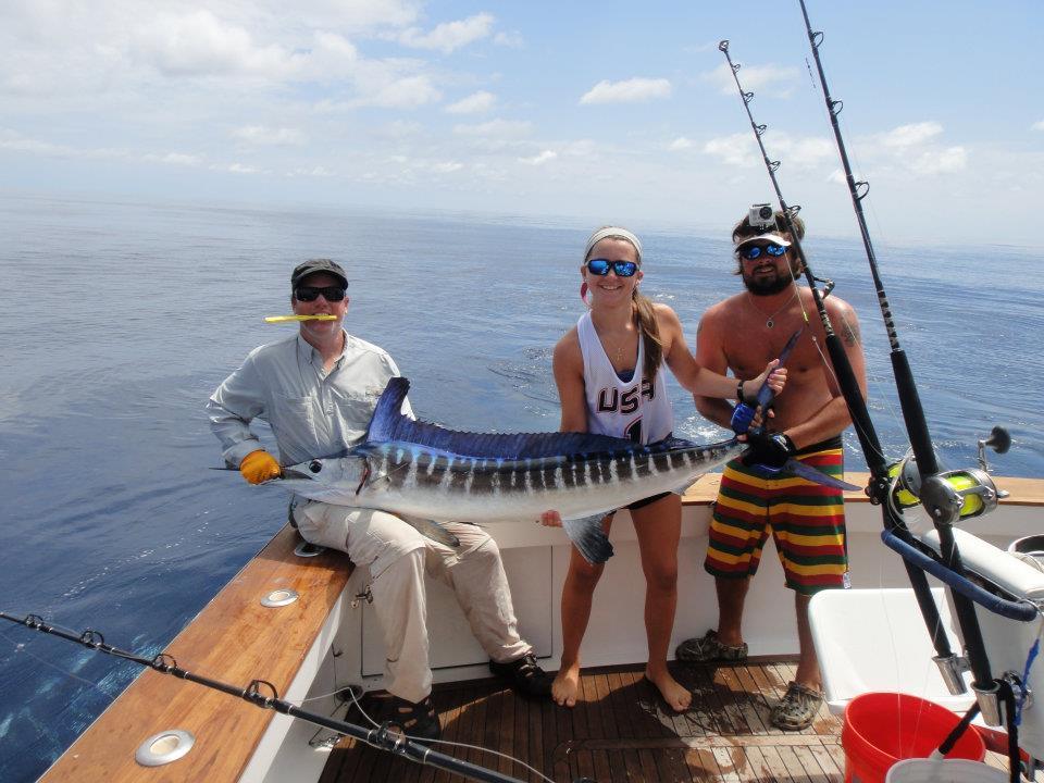 No Quarter Sportfishing: Ocean City,  MD Tuna/Marlin