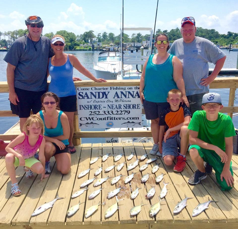Cutawhiskie Charters: 4 HR Ocean Trip