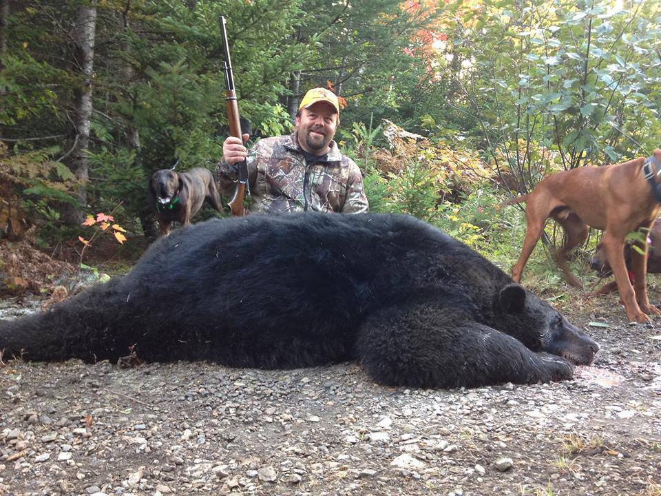 Matagamon Wilderness Camps: Spring Black Bear Hunt