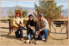 Lone Pine Pheasant Club: ANNUAL MEMBERSHIP