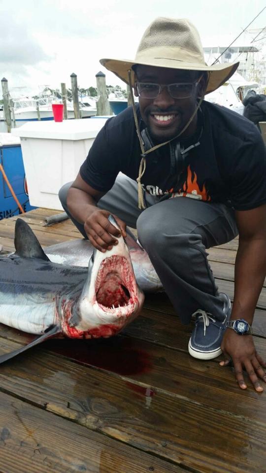 Game On: OC MD Inshore Shark