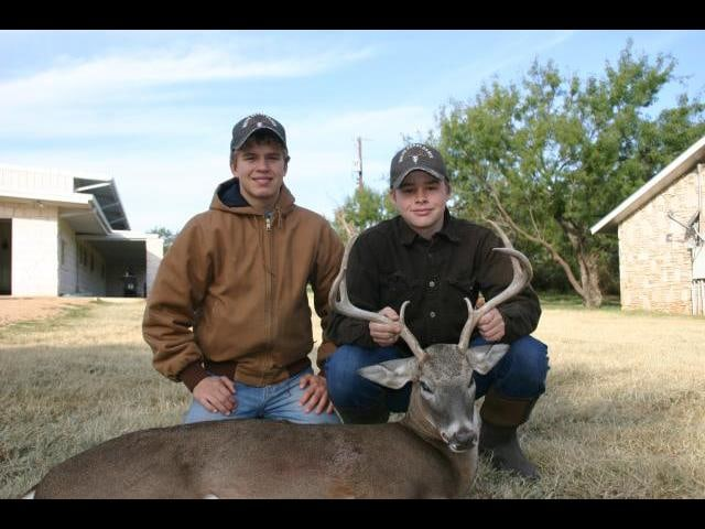 White Ghost Ranch: Management Hunt - Up to 130