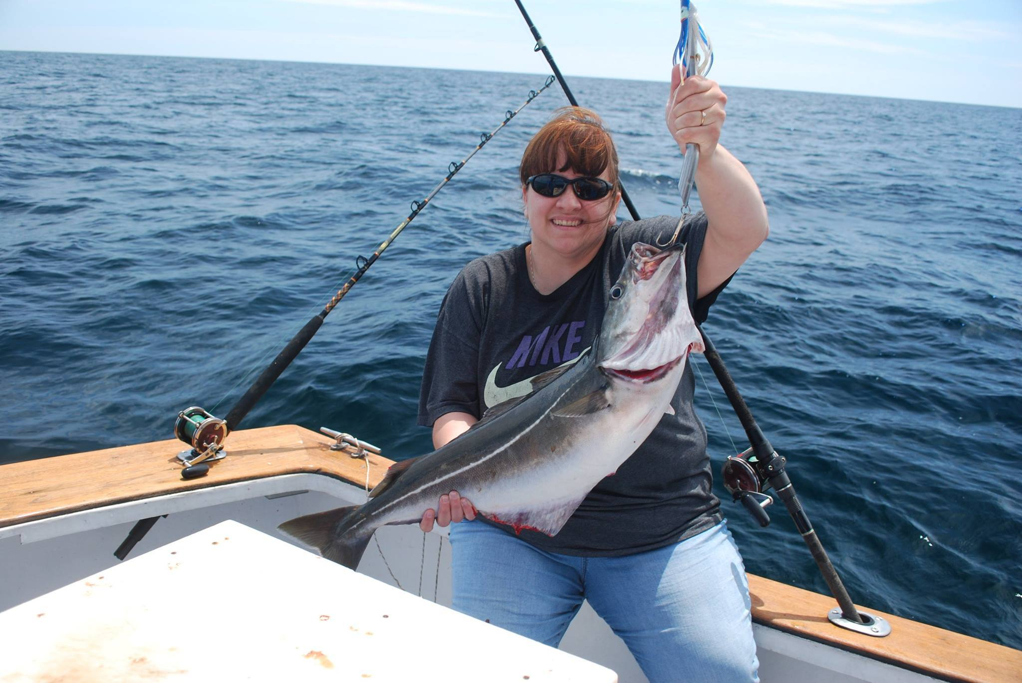 Mainetunafishing: half day deep sea fishing