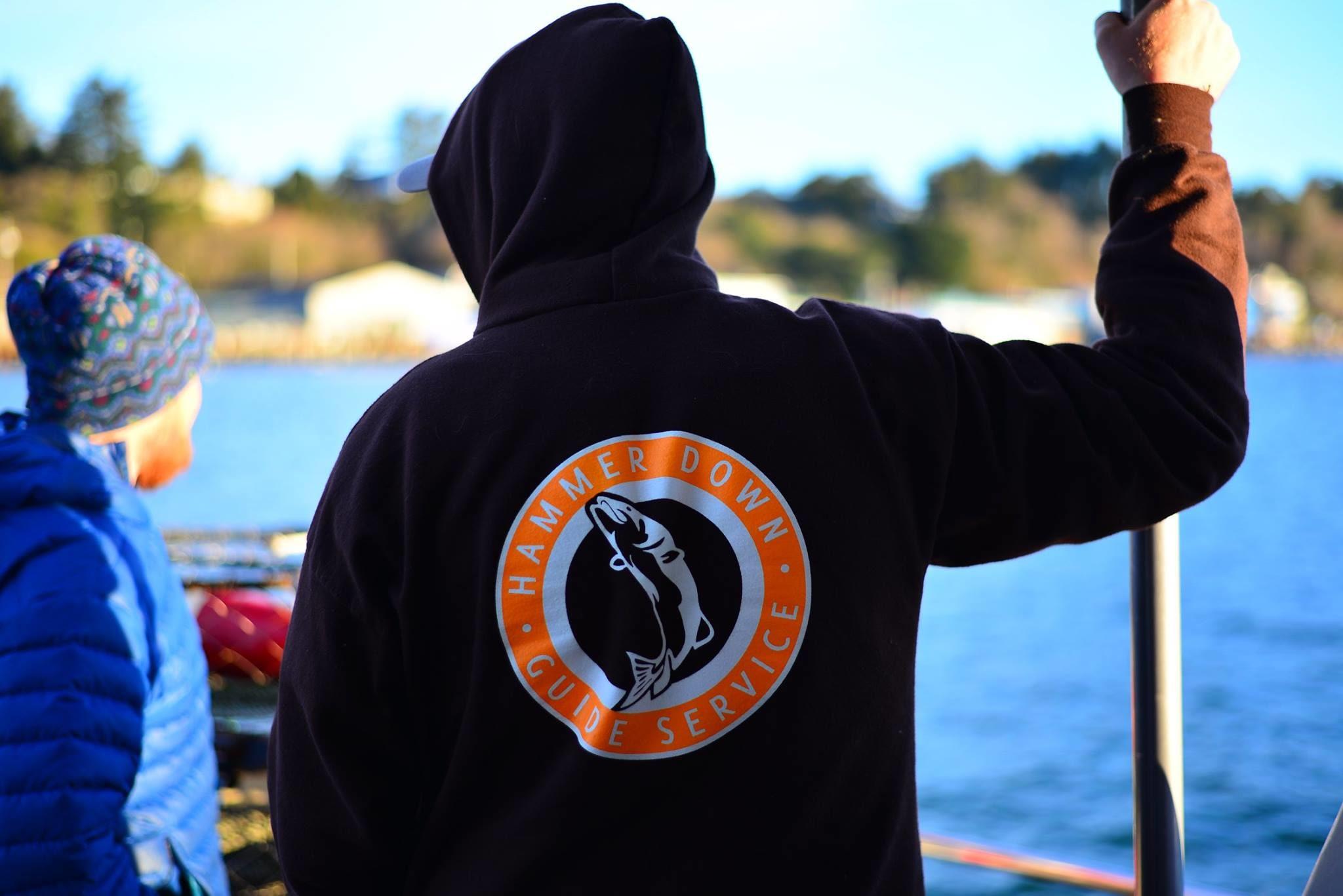 Hammer Down Guide Service: Ocean Fishing