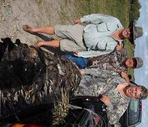 Texas Coastal Adventures: Goose / Duck AM Hunts
