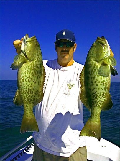 K5 Fishing Charters: Off-Shore Fishing Trip