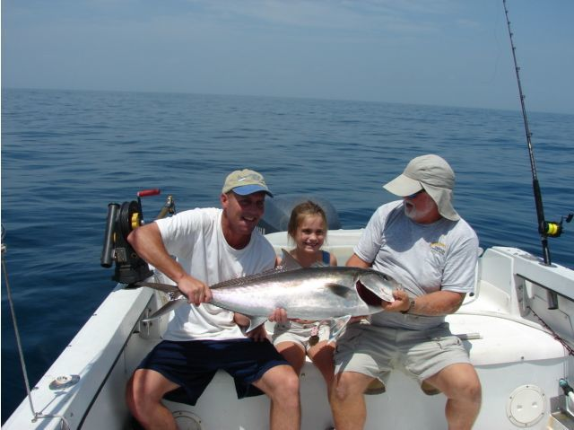 Misstress Charters: Offshore Fishing Trip