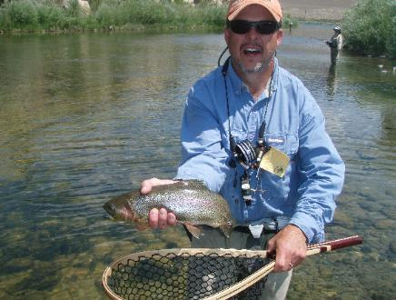 Checkurfly Guide Service: Wade Trips