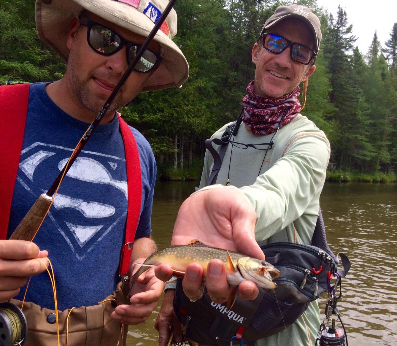 True North Trout: Walk-In Wade Trips