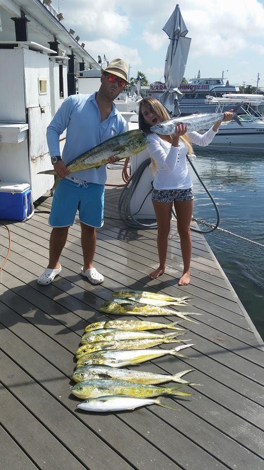 Wild Bill Sport Fishing: Full Day Trip Wild Bill I