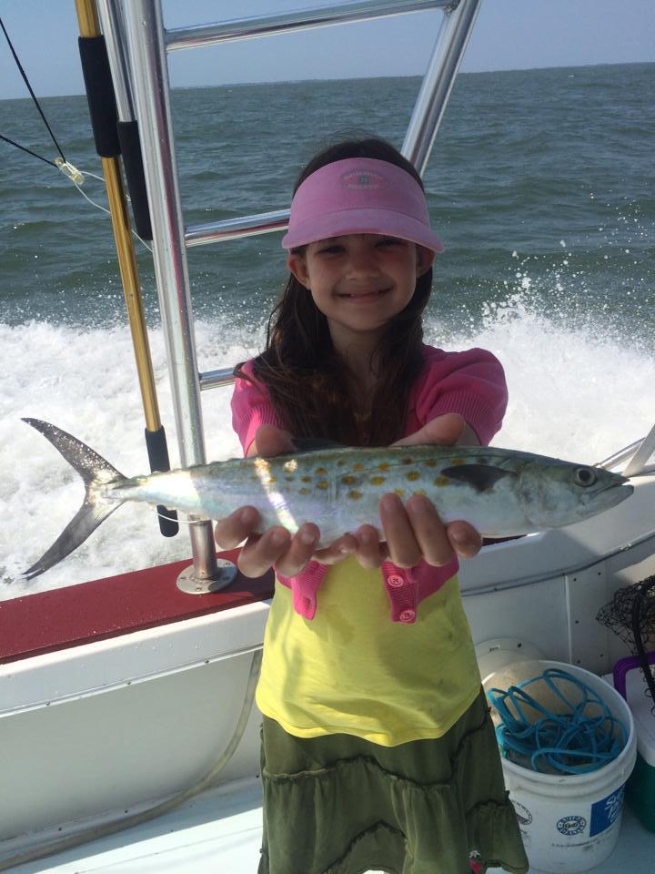Top Shot Sport Fishing Charters: Half Day Trip