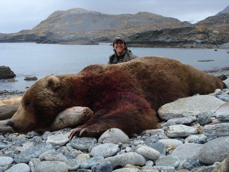 Kitchel's Alaska Guide Service: Brown Bear (Alaska Penn.)