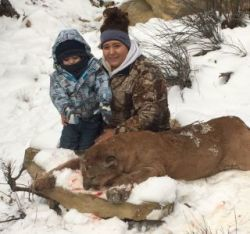 Flying J Outfitters: Mountain Lion Hunt