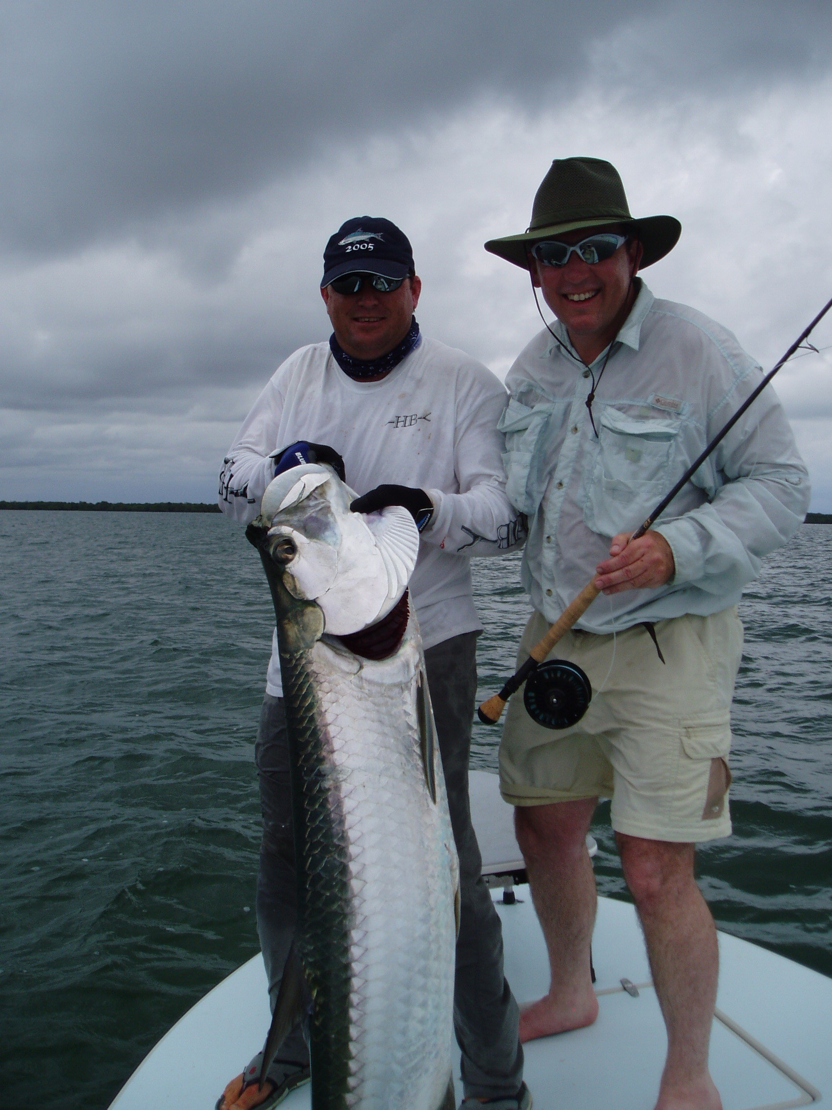 Salt Air Outfitters: Fishing Trips