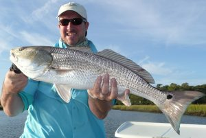 Osprey Fishing Charters: 3/4 Day