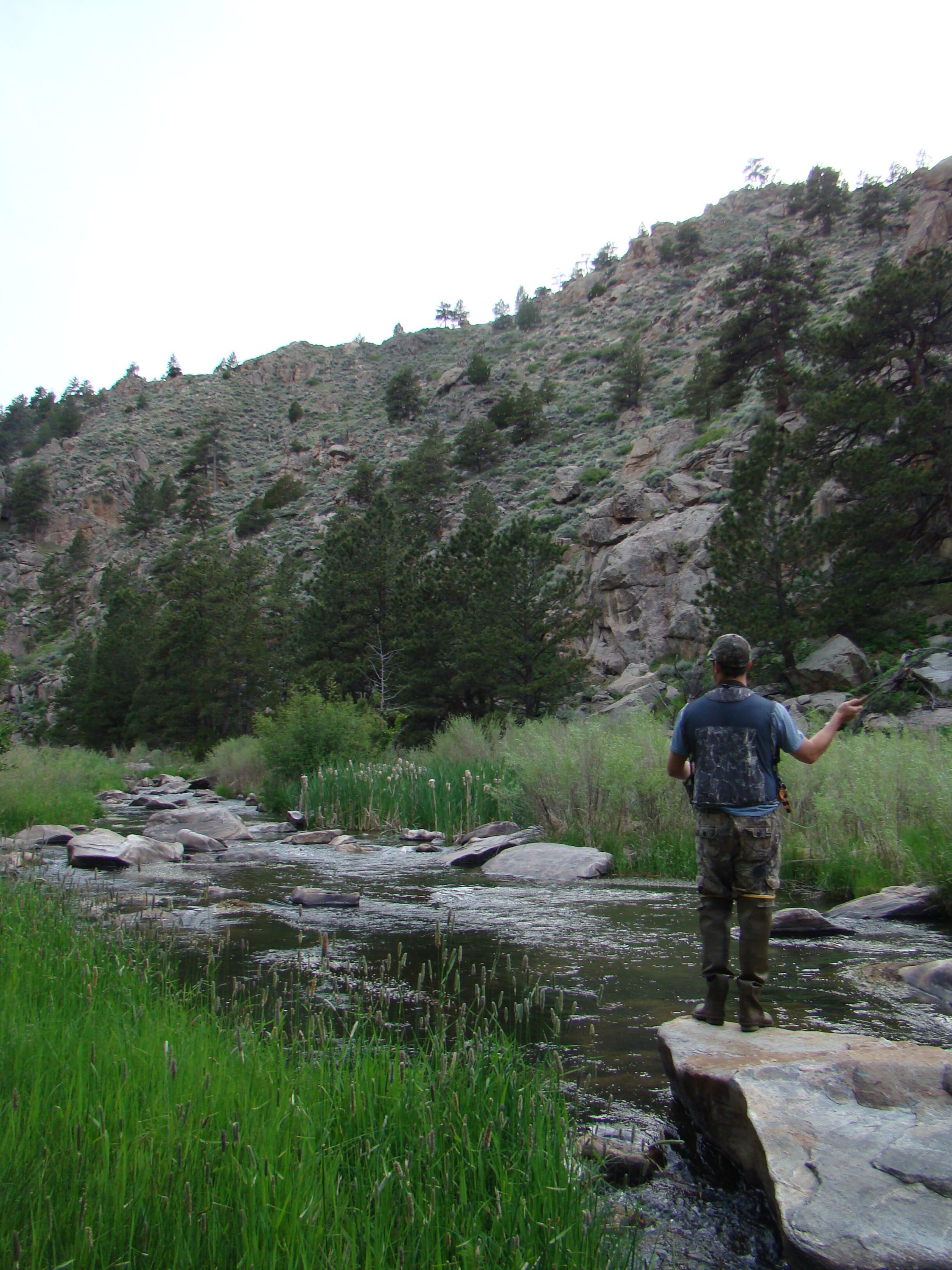 Cross C Ranch: Western Fly Fishing