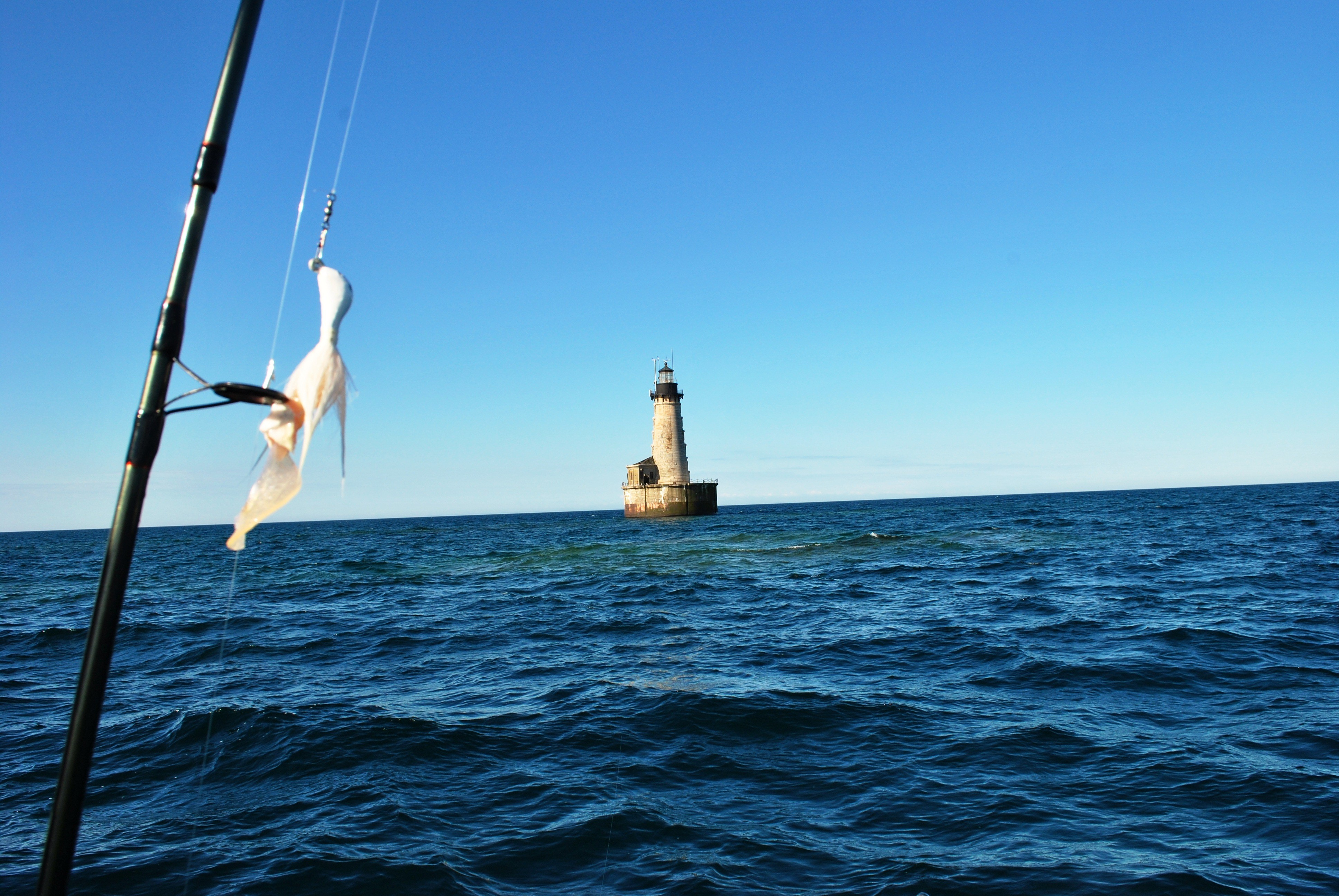 Kimar's Charters: STANNARD ROCK- Light Tackle