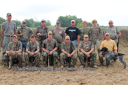 Riverbend Whitetails Llc: Archery Velvet Hunt Sept.
