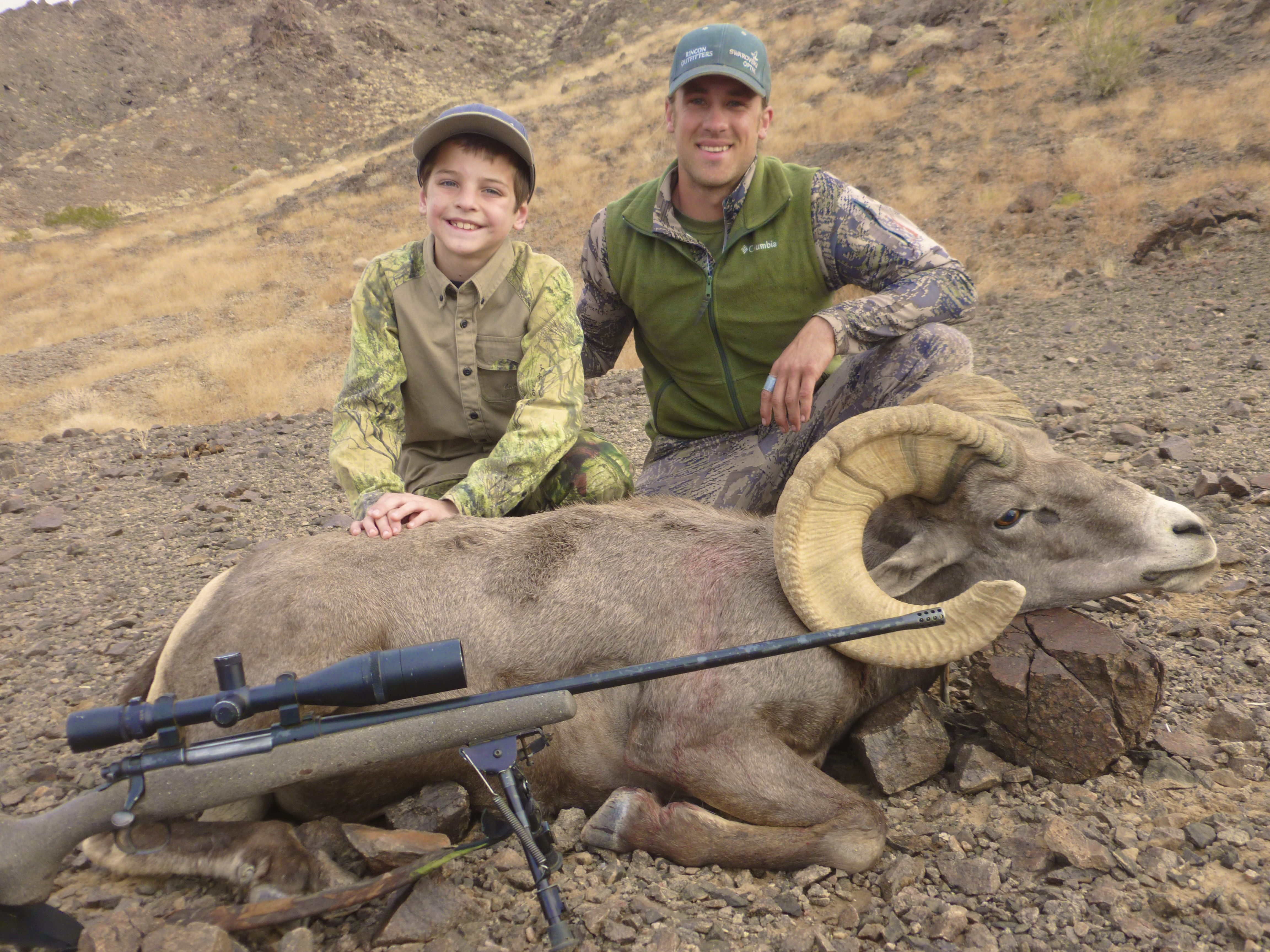 Arizona Trophy Outfitters: Desert Bighorn Sheep