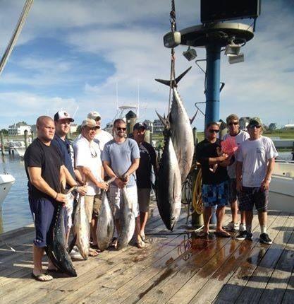 Tighten Up: Overnight Fishing Trip