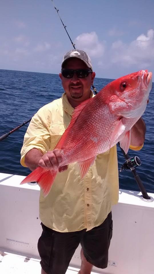 Reel Threel Saltwater Charters: State Water Fishing Trip