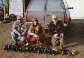 Shadowland Charters: Hunting Charter