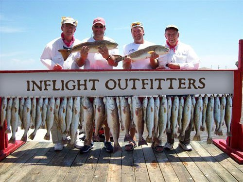 Inflight Outfitters: Cast &Blast Package