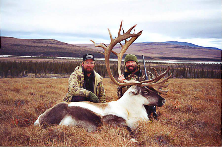Mountain Monarchs Of Alaska: Barren Ground Caribou Hunt