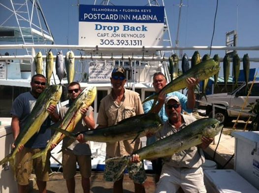 Drop Back Charters: Full Day Trip