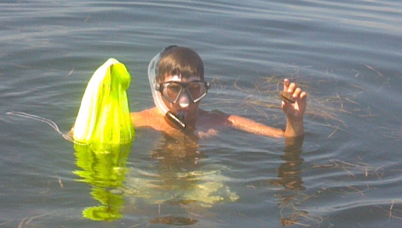 Tampa Fishing Charters Light Tackle Adventures: Family Scalloping Trip