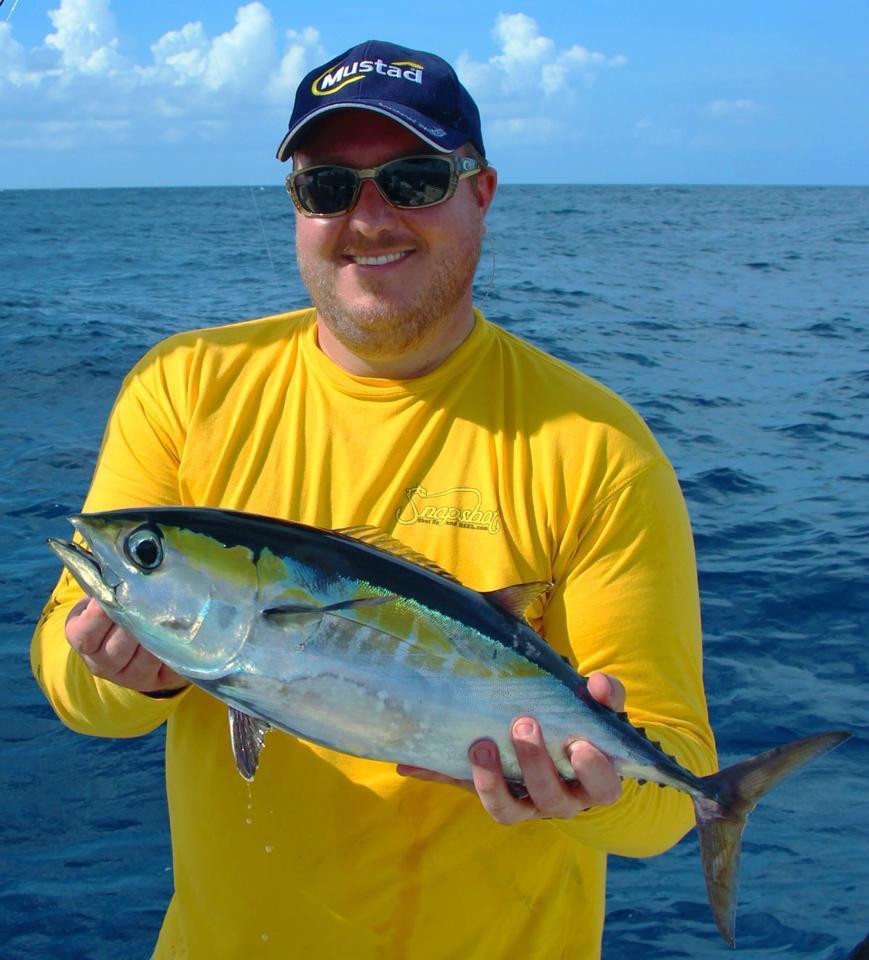 5 Star Sportfishing Charters: Sailfishing/Offshore 1/2 Day