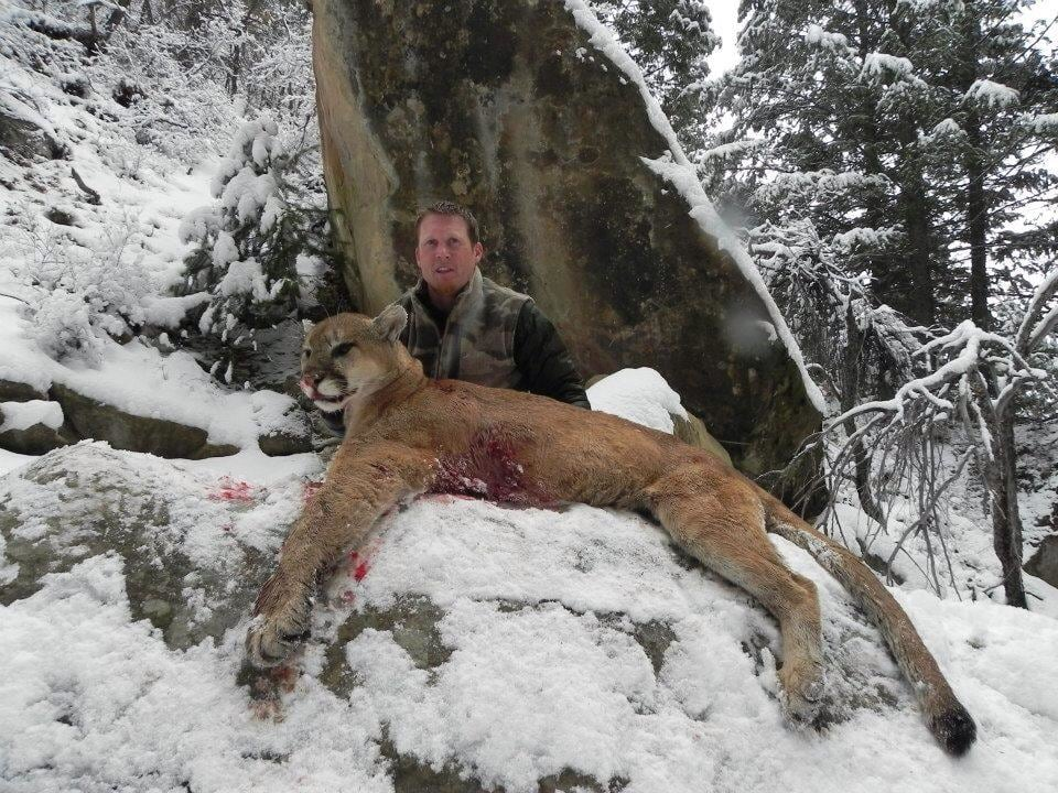 GT Outfitters: Mountain Lion Hunt