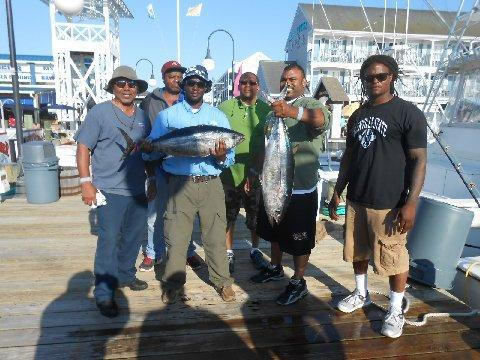 Restless Lady Charters: Inshore/Offshore Trip