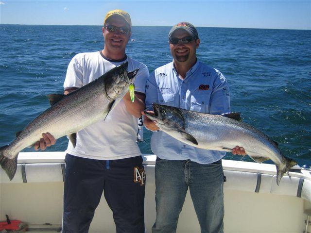 It Il Do Fishing Charters: Salmon/Perch Charter #2