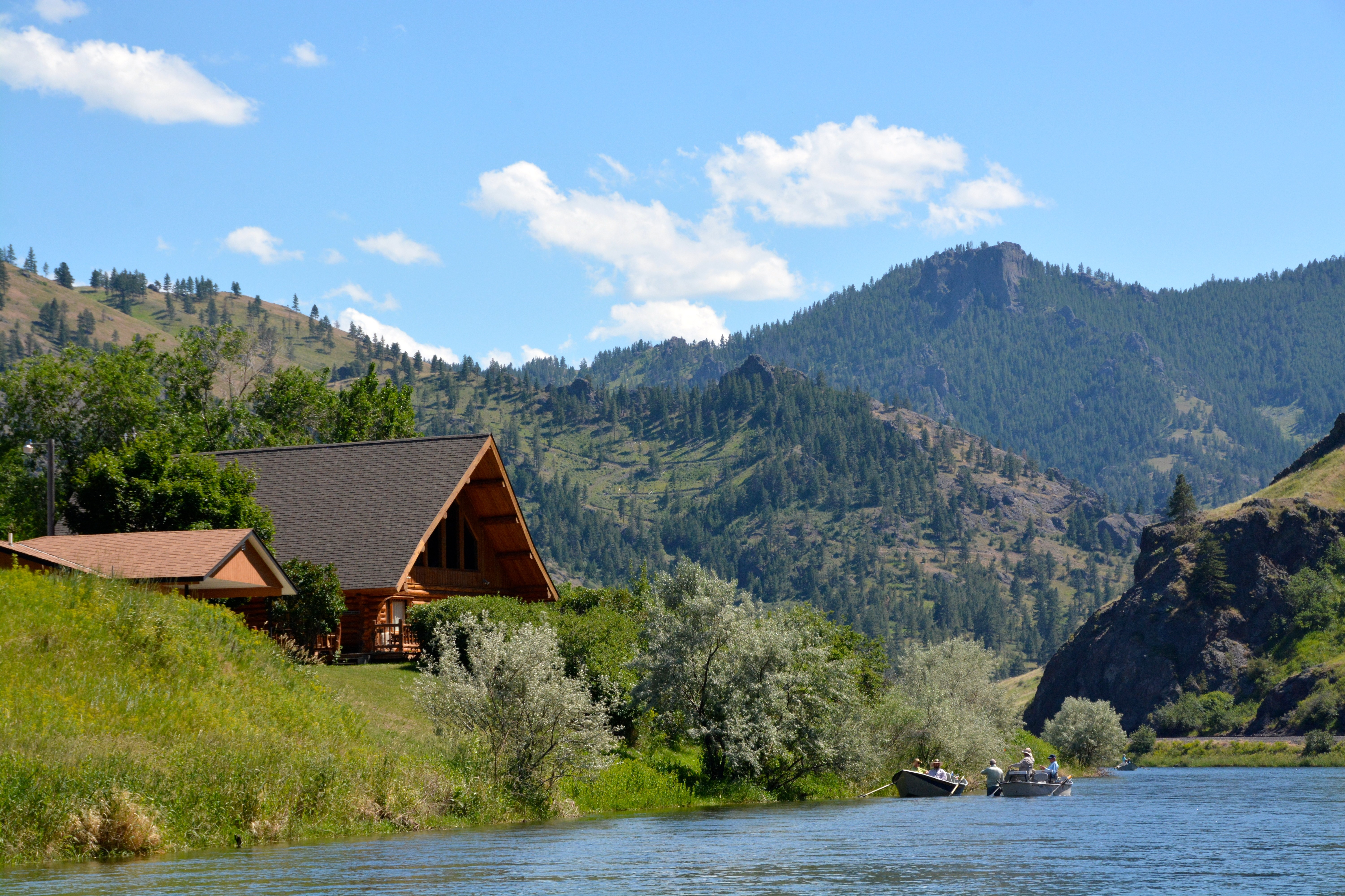 Montana's Last Best Outfitters: All Inclusive Packages