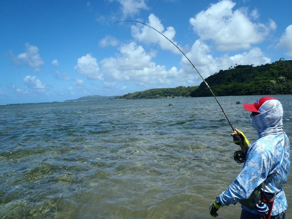 Fly Fish Kauai: Salt Water Fishing