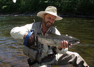 Carl D Coleman Fly Fishing: Guided Fly Fishing Full Day