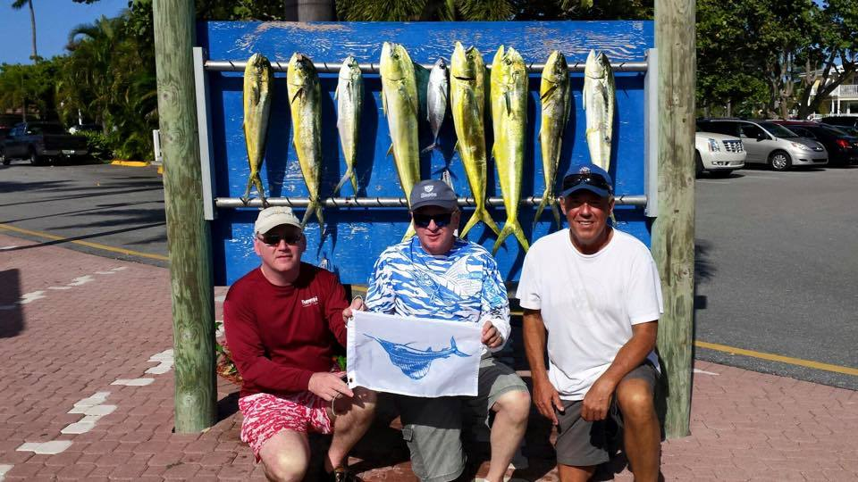 Sailfish Marina Charter Fleet: Inshore Fishing Trip