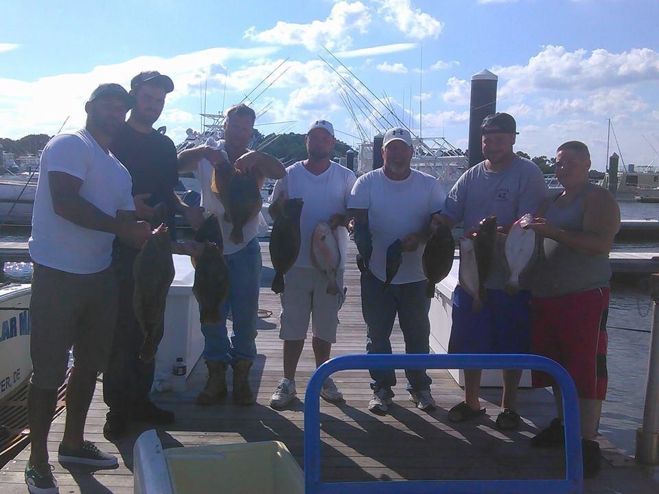 Blue Collar Man Sport Fishing Charters: Inshore Charters
