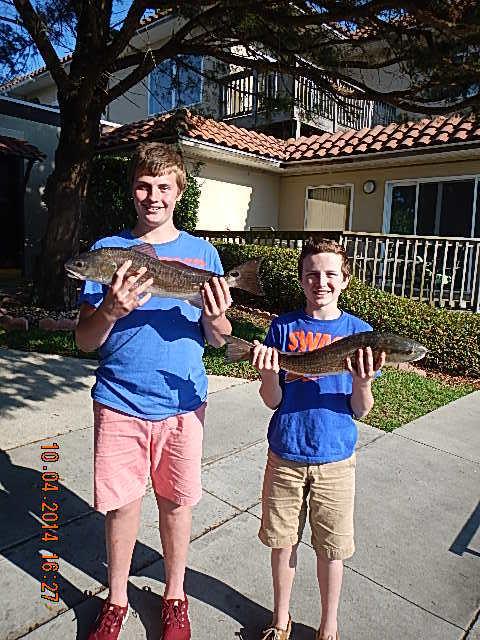 Misstress Charters: River Fishing Trip